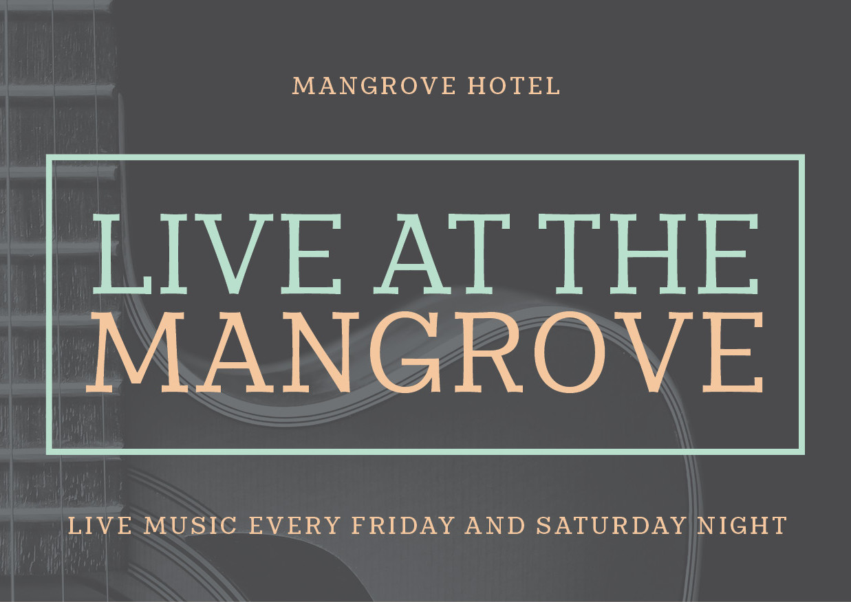 Live Music at the Mangrove Hotel