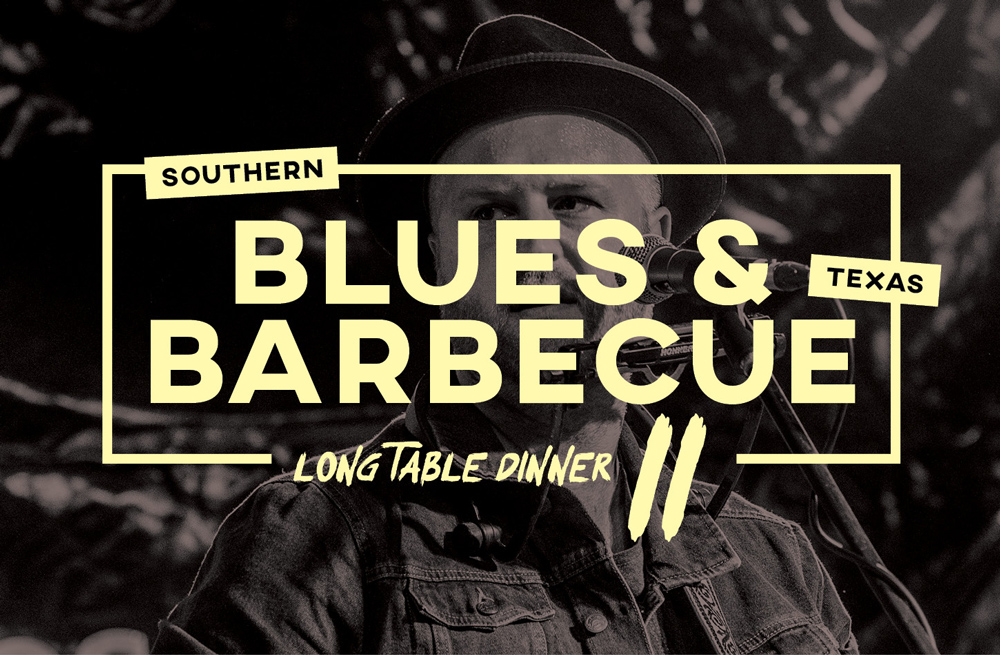 Southern Blues and Texas Barbecue – Long Table Dinner 2