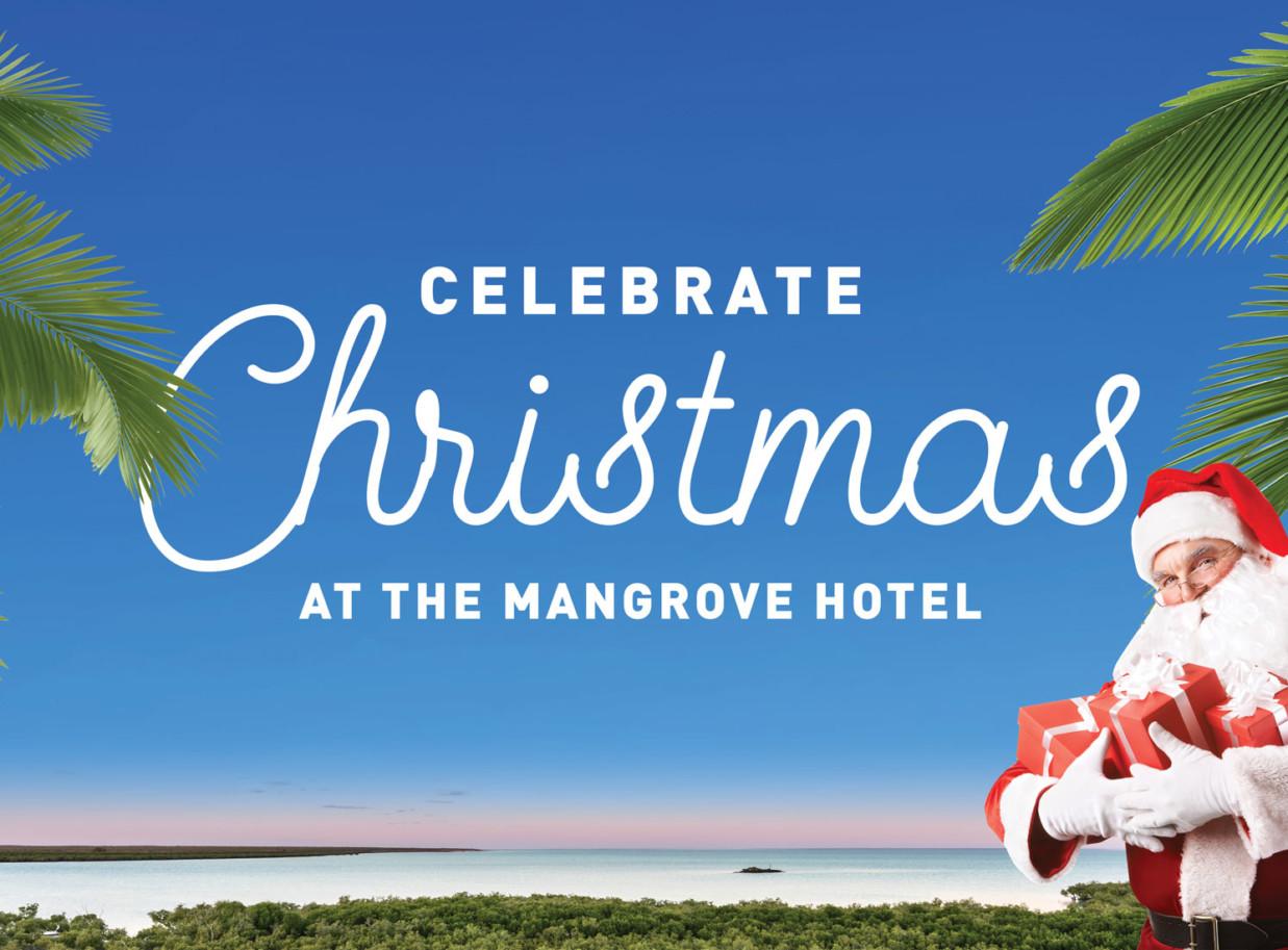 Christmas at the Mangrove Hotel