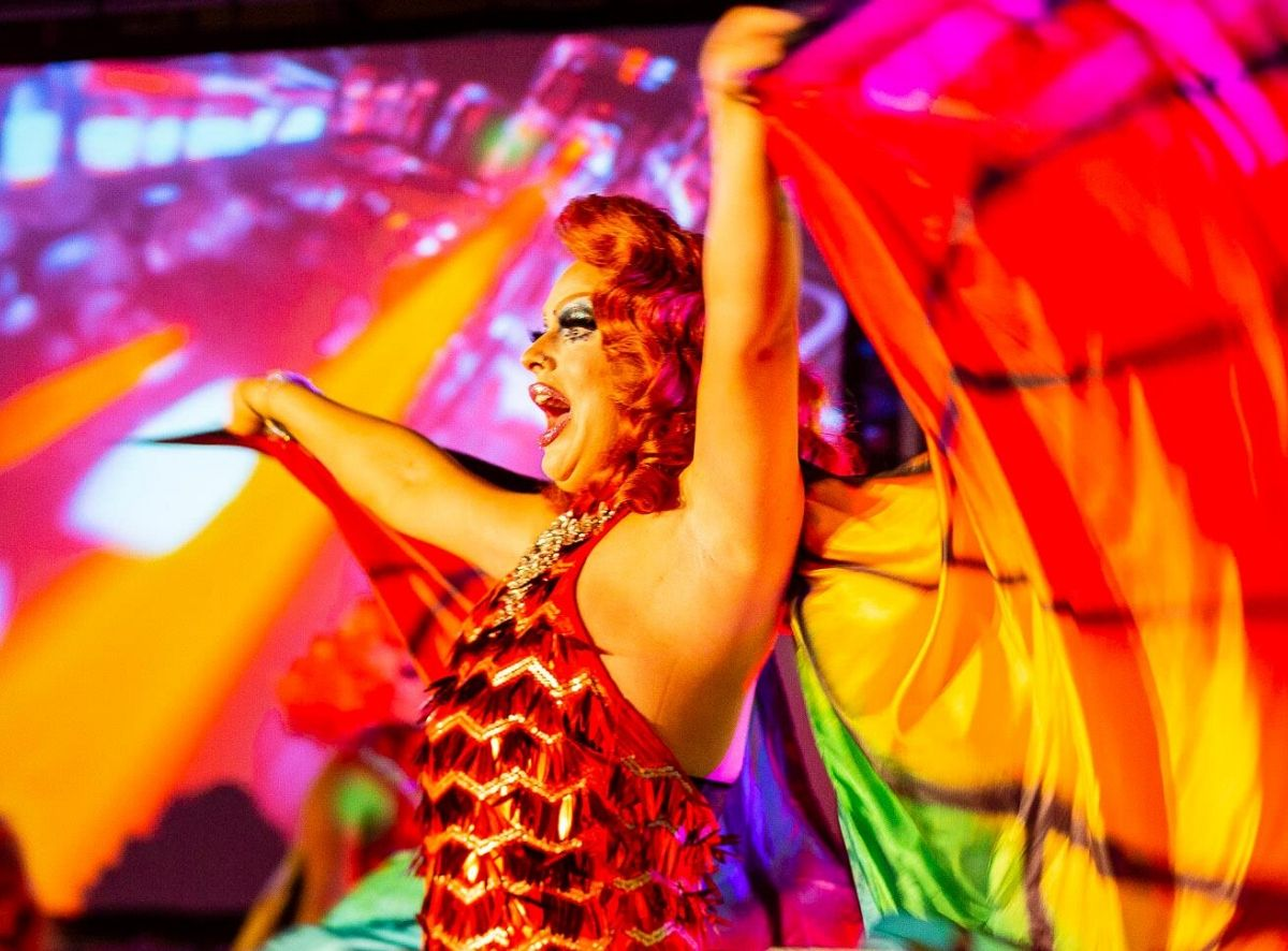 Mardi Gras Drag Bingo at the Mangrove